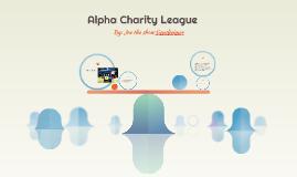 Alpha Charity League
