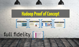 Copy of Hadoop Proof of Concept