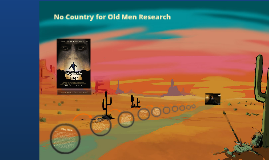 No Country for Old Men Research