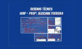 DESENHO TÉCNICO - Tema 3