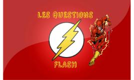 Questions Flash - 3ème - Série n°8