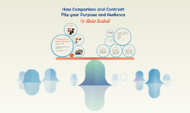 How Comparison and Contrast Fits your Purpose and Audience