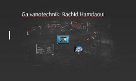 Galvanotechnik Rachid Hamdaoui