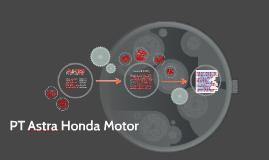 PT Astra Honda Motor