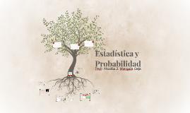 Copy of Estadistica y Probabílidad