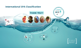 Copy of International SPA Classification