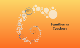 Families as Teachers