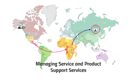 Managing Service and Product Support Services