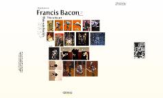 Francis Bacon -  Artist Presentation