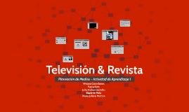 Televisión & Revista