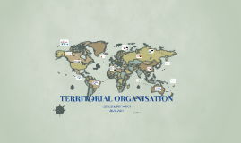 2. TERRITORIAL ORGANISATION