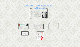 Ancestors-The Genetic Source  David Suzuki