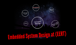 Embedded System Design at (EERT)