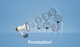 Unit 12:  Punctuation!