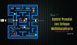 Control Prenatal Multidisciplinario