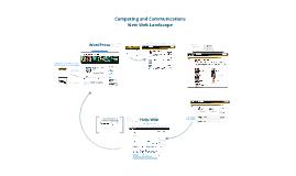 Academic Computing's Web Landscape