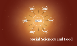Social Sciences and Food