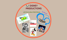 DISNEY PRODUCTIONS