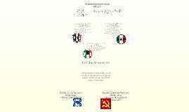 Copy of PARTIDOS POLÍTICOS EN MÉXICO