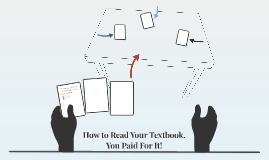 How to Read Your Textbook.  You Paid For It!