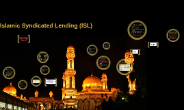 Islamic Syndicated Lending