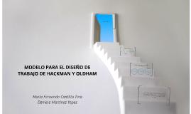 Copy of MODELO PARA EL DISEÑO DE TRABAJO DE HACKMAN Y OLDHAM