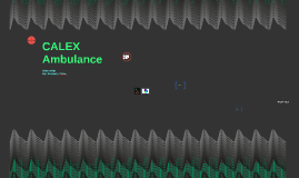 CALEX Ambulance