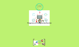 Copy of Programa de Integración Escolar