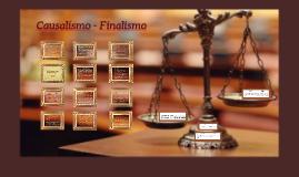 11.Causalismo - Finalismo