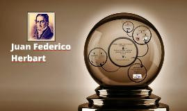 Juan Federico Herbart