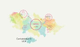 Consolidación de Estados Contables - Conta IV