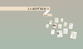 Copy of LA REPÚBLICA - PLATÓN