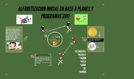 Copy of PLAN Y PROGRAMA 2011 ENFOCADO A LA ALFABETIZACION INICIAL.