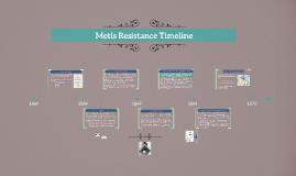Metis Resistance Timeline