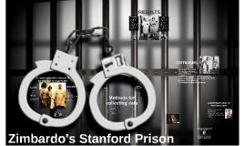 Zimbardo's Stanford Prison