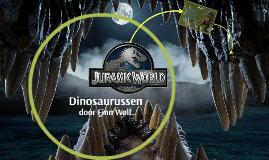 Spreekbeurt dinosaurussen Finn