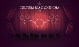 CULTURA ICA O CHINCHA
