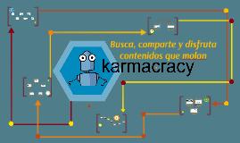 Con Karmacracy busca, comparte y disfruta contenidos