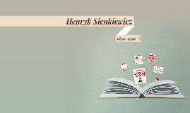 Copy of Copy of Henryk Sienkiewicz