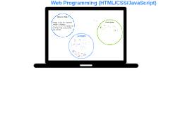 Web Programming (HTML/JS)