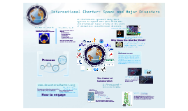 Copy of International Charter 'Space and Major Disasters' - Official