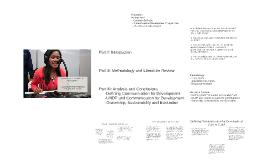 UNDP & Communication for Development