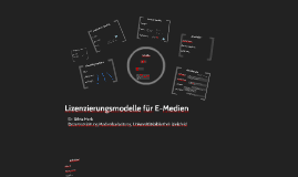 E-Book Aquisition Models in Germany