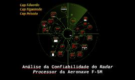 Análise da Confiabilidade dos Radares Grifo F/BR