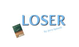 loser spinelli book report
