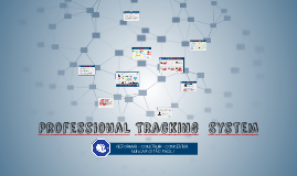 Professional Tracking  System