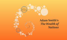 Adam Smith's