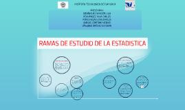 Copy of RAMAS DE ESTUDIO DE LA ESTADISTICA