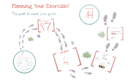 Planning an Exercise Routine