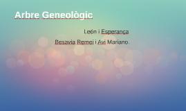 Arbre Geneologic